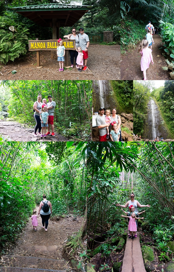 Travelling Hawaii with kids