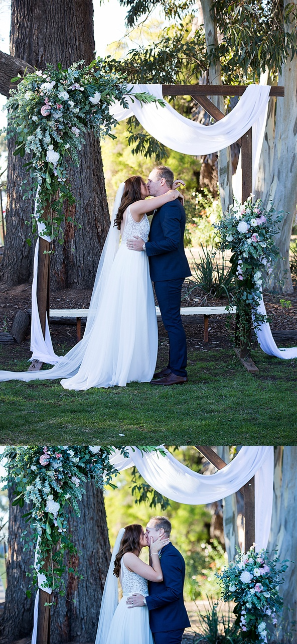 Bendigo Pottery Wedding